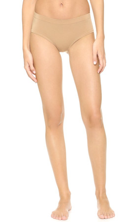 Cosabella New Free Low Rise Hot Pants - Nude