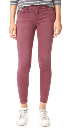 Current/Elliott The Stiletto Jeans - Mulberry