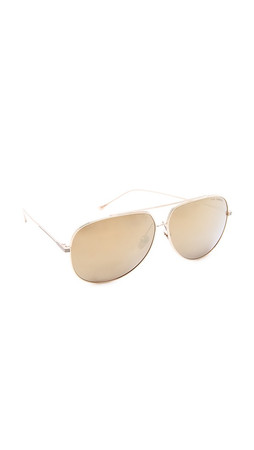 Dita Condor Sunglasses - Gold/Gold Mirror