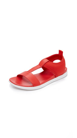 Dkny Caprise Sandals - Bright Flame
