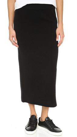 Dkny Pure Dkny Tube Skirt - Black