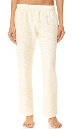 Eberjey Cleo Pajama Pants - Natural