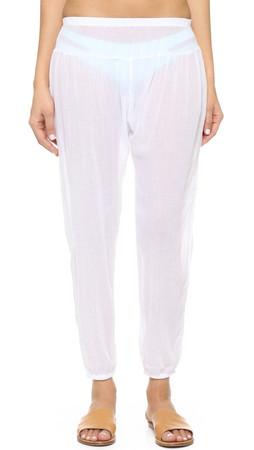Eberjey Summer Of Love Mouna Pants - White
