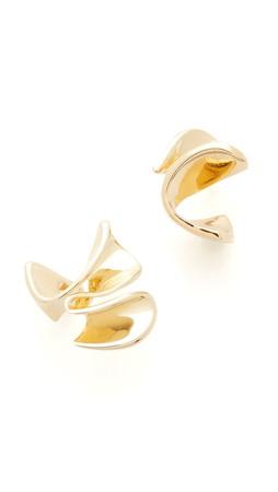 Elizabeth And James Arp Earrings - Gold