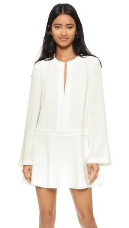 Elizabeth And James Carson Dress - Ivory