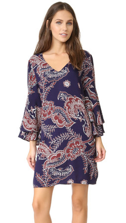 Ella Moss Riya Dress - Navy