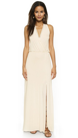 Ella Moss Zamira Maxi Dress - Cream