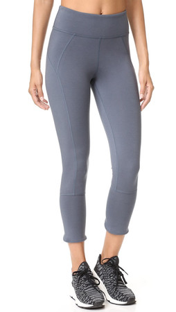Free People Movement Virgo Leggings - Dark Grey