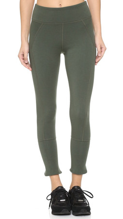 Free People Movement Virgo Leggings - Khaki