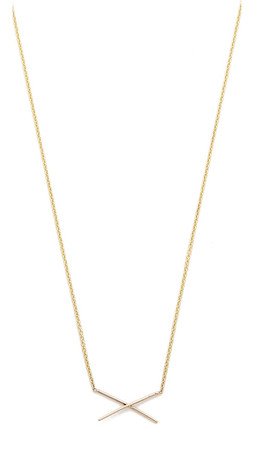 Gabriela Artigas X Necklace - Gold
