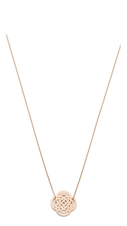Ginette_Ny Mini Purity Necklace - Rose Gold