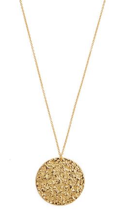 Gorjana Faye Pendant Necklace - Gold
