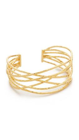 Gorjana Lola Cuff Bracelet - Gold