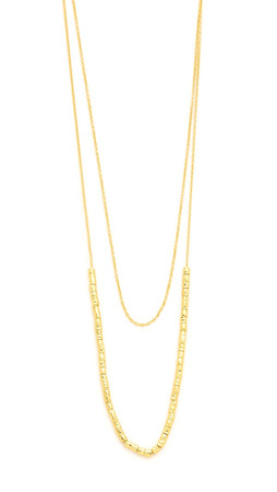 Gorjana Tavia Layered Necklace - Gold