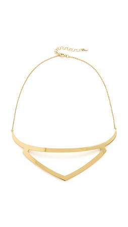 Gorjana Viki Collar Necklace - Gold