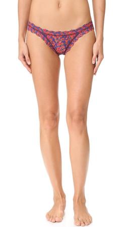 Hanky Panky Kit Brazilian Bikini Briefs - Multi