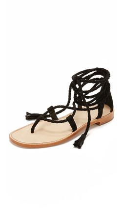 Joie Bailee Sandals - Black