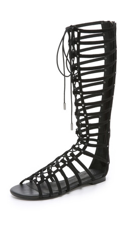 Joie Falicia Gladiator Sandals - Black