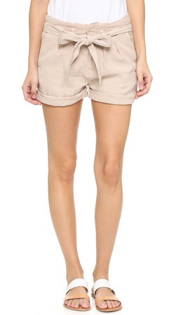 Joie Lunia Shorts - Flax
