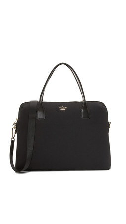 "Kate Spade New York 15"" Daveney Laptop Bag - Black"