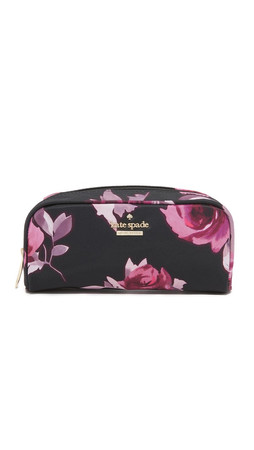 Kate Spade New York Berrie Cosmetic Case - Black Multi
