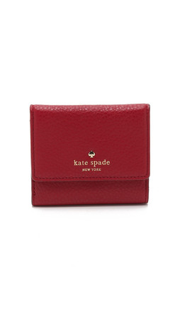 Kate Spade New York Cedar Street Tavi Wallet - Burnt Brick
