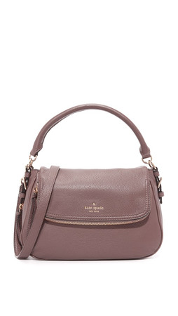 Kate Spade New York Deva Shoulder Bag - Deep Truffle
