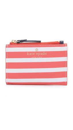Kate Spade New York Fairmount Square Cori Pouch - Geranium/Cream
