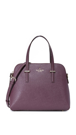 Kate Spade New York Maise Shoulder Bag - Mahogany