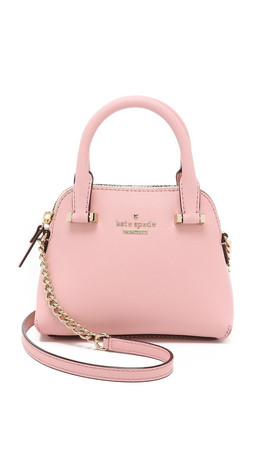 Kate Spade New York Mini Maise Cross Body Bag - Rose Jade