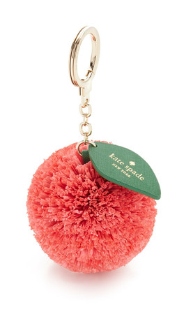 Kate Spade New York Orange Key Chain - Multi