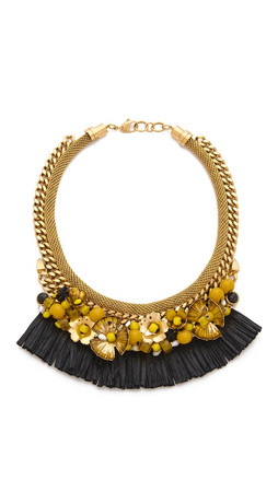 Lizzie Fortunato Hula Necklace - Gold Multi