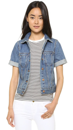 Madewell The Summer Jean Jacket - County Seat