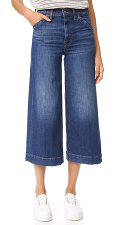 Madewell Wide Leg Indigo Jeans - Colvin