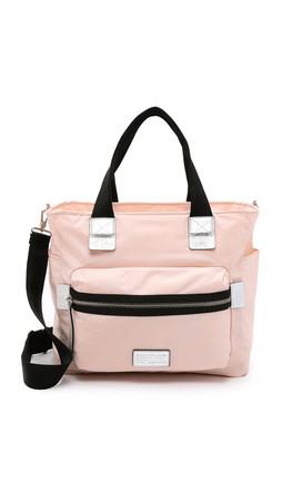 Marc By Marc Jacobs Domo Arigato Eliz-A-Baby Bag - Pearl Blush Multi