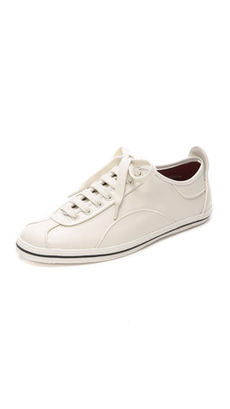 Marc By Marc Jacobs Greenwich Sneakers - Talc