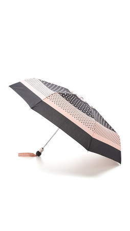 Marc By Marc Jacobs Polka Dot Umbrella - Nude Peach Multi