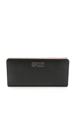 Marc By Marc Jacobs Quintessential Tomoko Wallet - Black Multi
