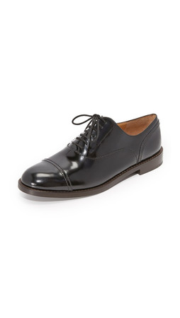 Marc Jacobs Clinton Oxfords - Black