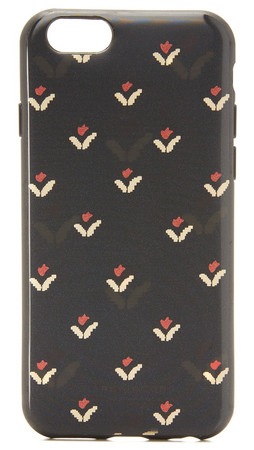 Marc Jacobs Lenticular Tulip Iphone 6 / 6S Case - Black Multi