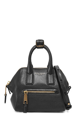 Marc Jacobs Mini Incognito Ii Bag - Black