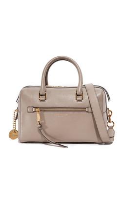 Marc Jacobs Recruit Bauletto Bag - Mink