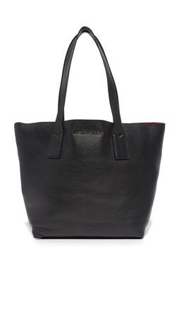 Marc Jacobs Wingman Shopper Tote - Black Multi