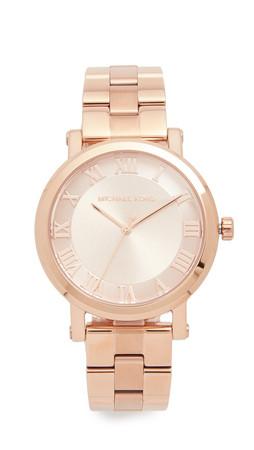 Michael Kors Norie Watch - Rose Gold