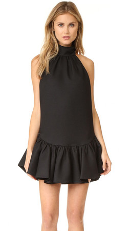 Milly Gabriella Dress - Black
