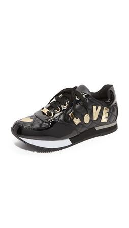 Moschino Love Moschino Sneakers - Black