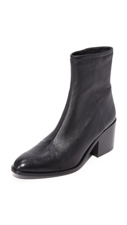 Opening Ceremony Livv Stretch Booties - Black