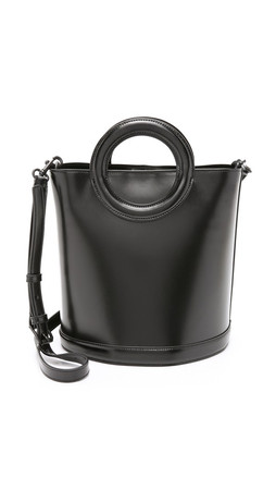 Opening Ceremony Lynx Bucket Bag - Black
