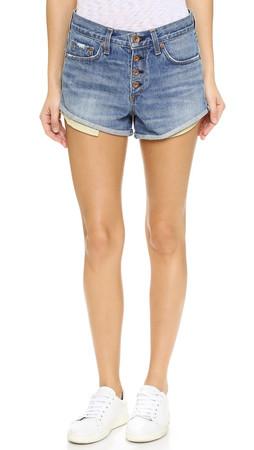 Rag & Bone/Jean Marilyn Fly Shorts - Grover