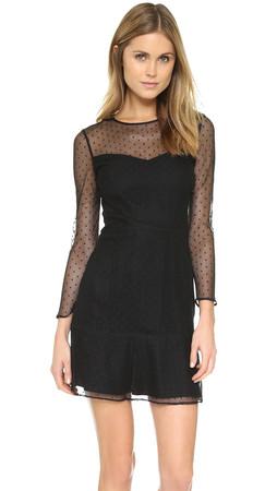 Rag & Bone Charlotte Dress - Black
